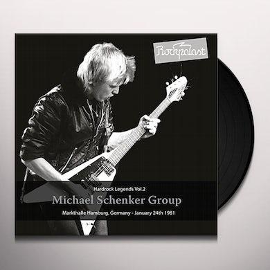 Michael Schenker Group  Hard Rock Legends Vol. 2: Markthalle 1981 Vinyl Record