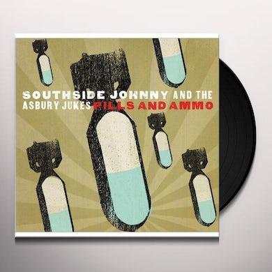 Southside Johnny & The Asbury Jukes PILLS & AMMO Vinyl Record