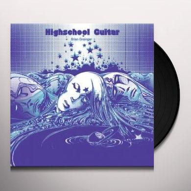 Brian Grainger HIGHSCHOOL GUITAR Vinyl Record