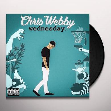 Chris Webby WEDNESDAY Vinyl Record