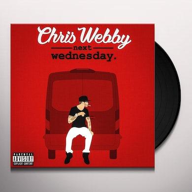 Chris Webby NEXT WEDNESDAY Vinyl Record