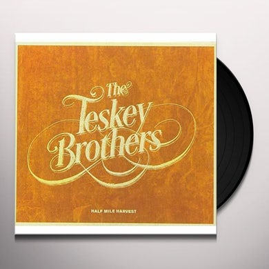 The Teskey Brothers HALF MILE HARVEST Vinyl Record
