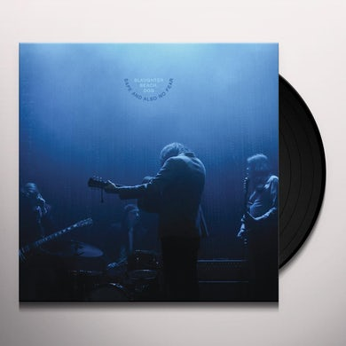 SLAUGHTER BEACH DOG SAFE AND ALSO NO FEAR Vinyl Record