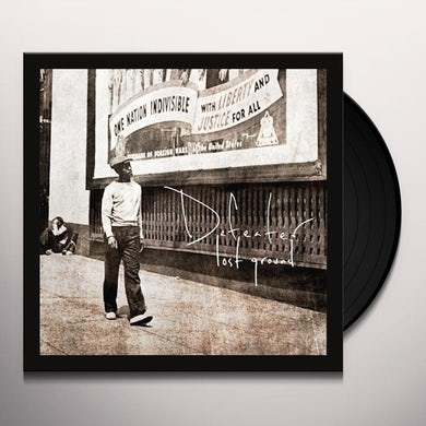 Defeater LOST GROUND Vinyl Record