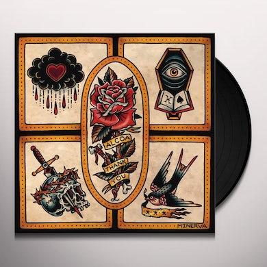 Alcoa THANK YOU Vinyl Record