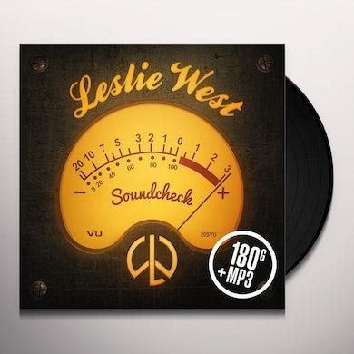 Leslie West SOUNDCHECK Vinyl Record