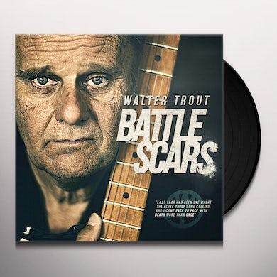 Walter Trout BATTLE SCARS Vinyl Record - UK Release