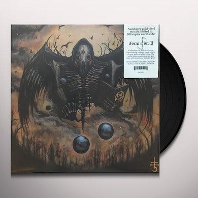 Essence of Datum SPELLCRYING MACHINE (GOLD VINYL) Vinyl Record