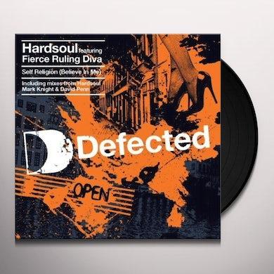 Hardsoul SELF RELIGION (BELIEVE IN ME) Vinyl Record