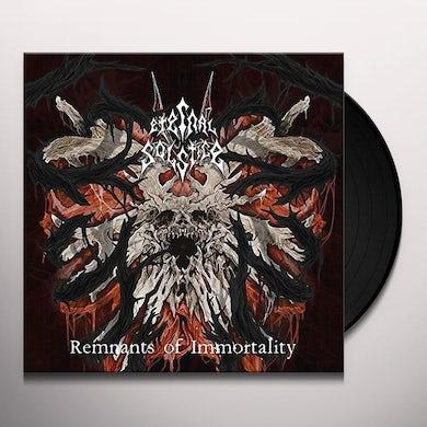 ETERNAL SOLSTICE REMNANTS OF IMMORTALITY Vinyl Record