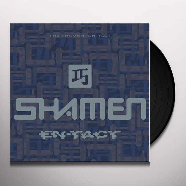 Shamen EN TACT-DIRECT METAL MASTER Vinyl Record