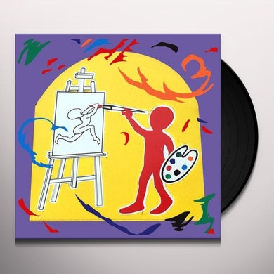 PERSON Vinyl Record
