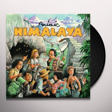 Animic HIMALAYA Vinyl Record
