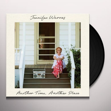 Jennifer Warnes ANOTHER TIME ANOTHER PLACE Vinyl Record
