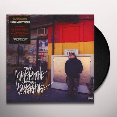 Vinnie Paz CORNERSTONE OF THE CORNER STORE Vinyl Record