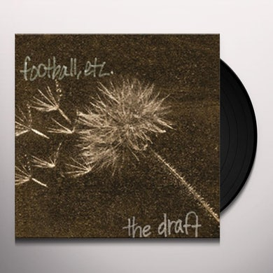 Football Etc DRAFT Vinyl Record