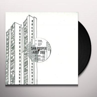 San Proper / Aroy Dee PERFUME Vinyl Record