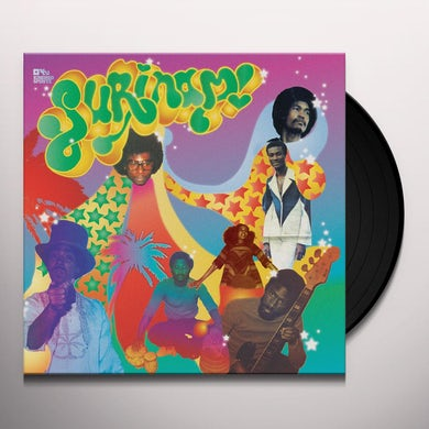 SURINAM: BOOGIE & DISCO FUNK FROM SURINAMESE / VAR Vinyl Record