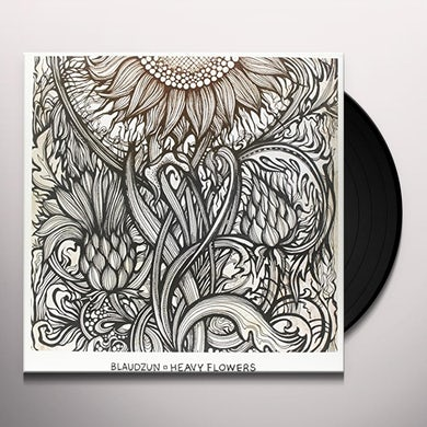 Blaudzun HEAVY FLOWERS Vinyl Record