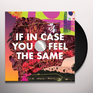 If In Case You Feel The Same (Translucent Yellow LP) Vinyl Record