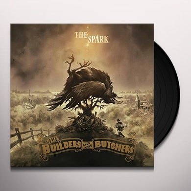 SPARK Vinyl Record