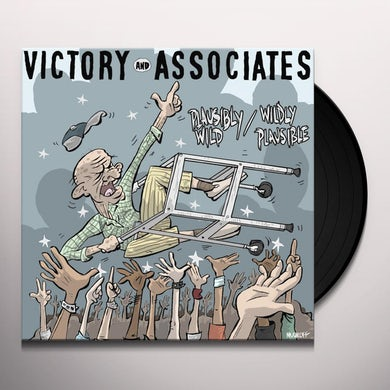 PLAUSIBLY WILD / WILDY PLAUSIBLE Vinyl Record