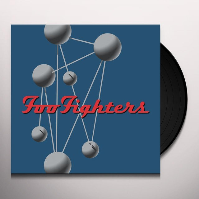 Foo Fighters COLOUR & THE SHAPE Vinyl Record