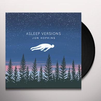 Jon Hopkins ASLEEP VERSIONS Vinyl Record