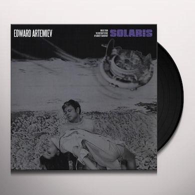 SOLARIS: MUSIC / O.S.T. Vinyl Record - Italy Release