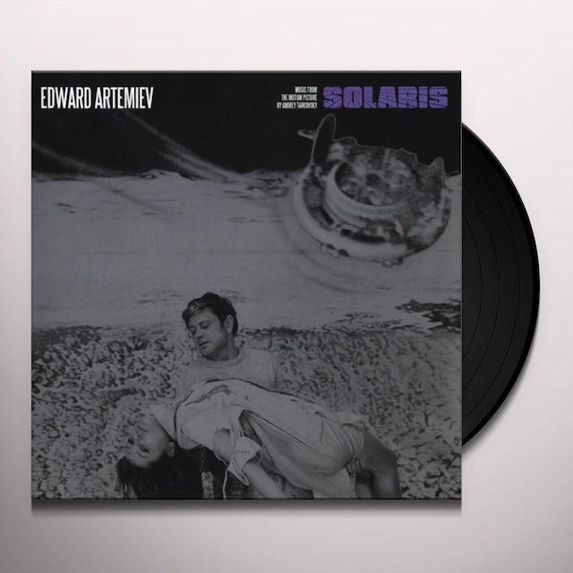 SOLARIS: MUSIC / O.S.T. (ITA) SOLARIS: MUSIC / O.S.T. Vinyl Record - Italy Release