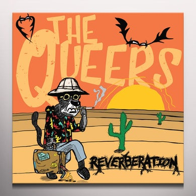 Reverberation (Yellow Vinyl) Vinyl Record
