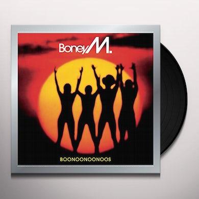 Boney M BOONOO-NOONOOS Vinyl Record
