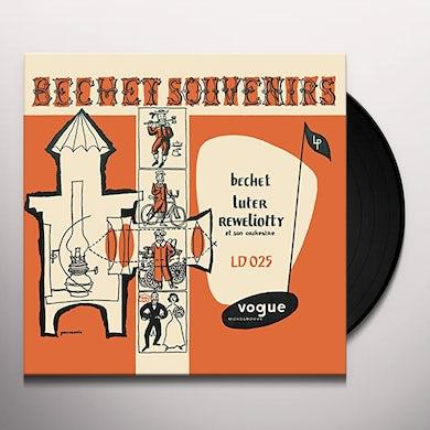 Sidney Bechet SOUVENIRS Vinyl Record