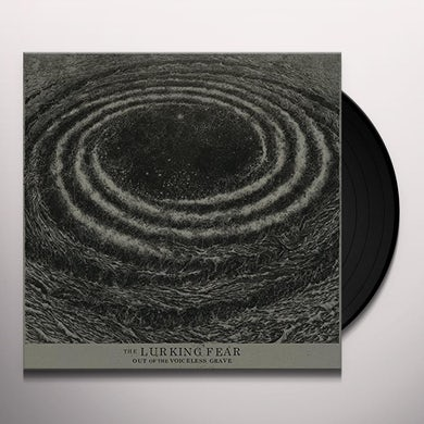 Lurking Fear OUT OF THE VOICELESS GRAVE Vinyl Record