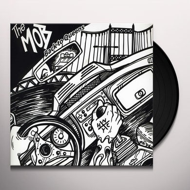 Mob BACK TO QUEENS / THAT'S IT Vinyl Record