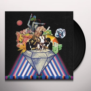 Company Band PROS & CONS Vinyl Record