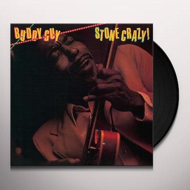Buddy Guy STONE CRAZY Vinyl Record