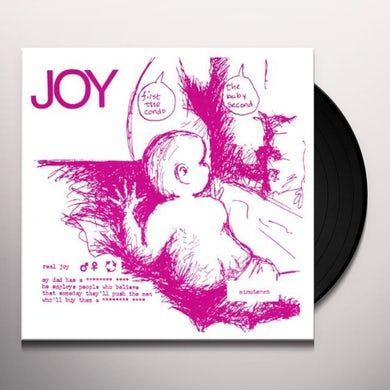 JOY Vinyl Record