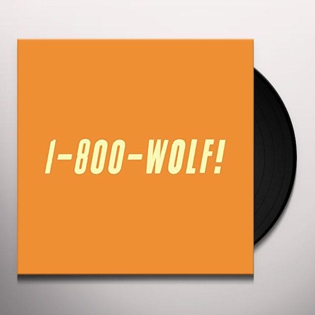 1-800-WOLF Vinyl Record