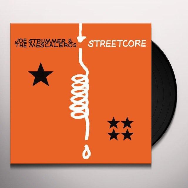 Joe / Mescaleros Strummer STREETCORE Vinyl Record