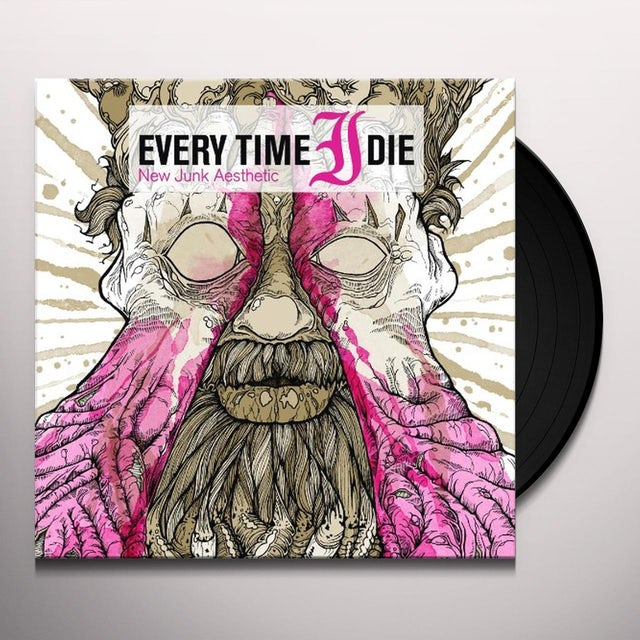 Every Time I Die NEW JUNK AESTHETIC Vinyl Record