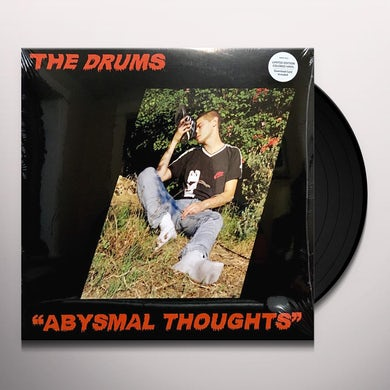 Drums ABYSMAL THOUGHTS (OPAQUE ORANGE) Vinyl Record