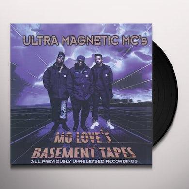 UltraMagnetic MC's Mo Love's Basement Tapes (LP) Vinyl Record