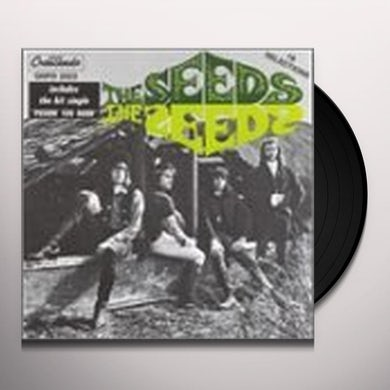 The Seeds Vinyl Record