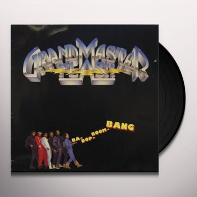 Grandmaster Flash BA-DOP-BOOM-BANG Vinyl Record