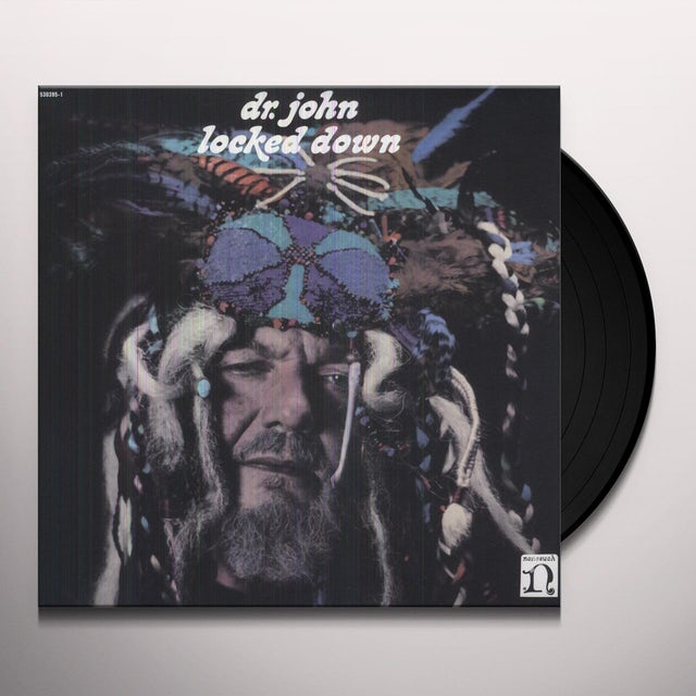 Dr. John LOCKED DOWN Vinyl Record