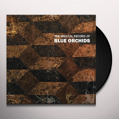 MAGICAL RECORD OF BLUE ORCHIDS Vinyl Record