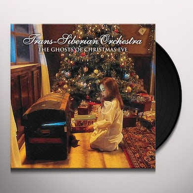 Trans-Siberian Orchestra GHOSTS OF CHRISTMAS EVE Vinyl Record