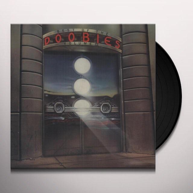 BEST OF THE DOOBIE BROTHERS II Vinyl Record
