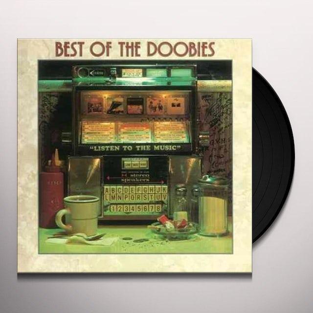 BEST OF THE DOOBIE BROTHERS Vinyl Record